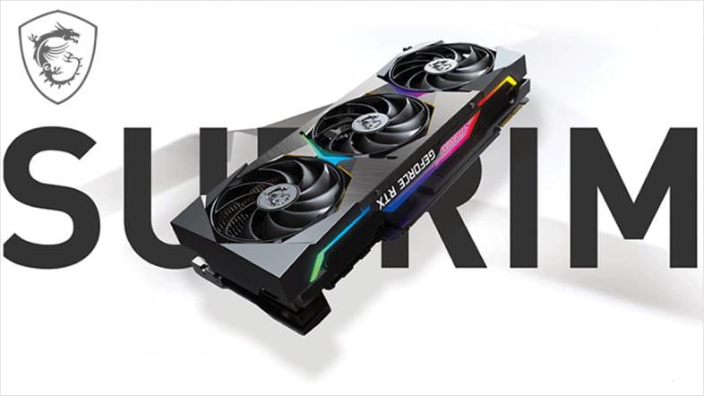MSI GeForce - SUPRIM X Series