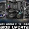 MSI AMD 500 / 400シリーズ用 AGESA 1.0.0.2 BIOSアップデート