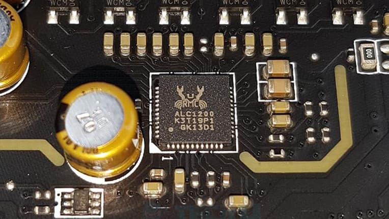 Realtek Sound Chip