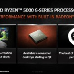AMD Ryzen 5000G Series