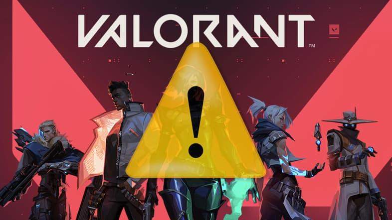 VALORANT (ヴァロラント)