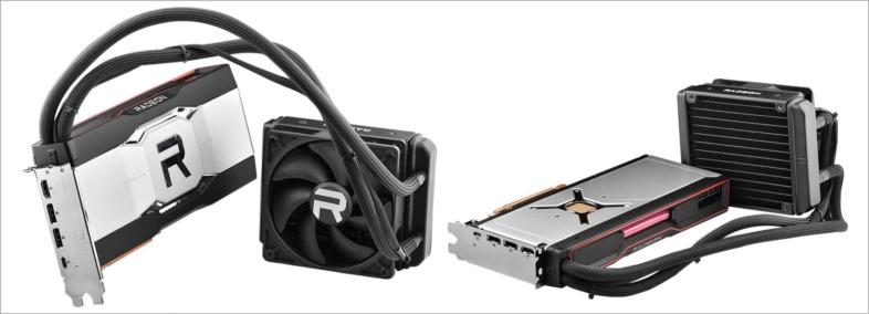 AMD Radeon RX 6900 XT 水冷モデル