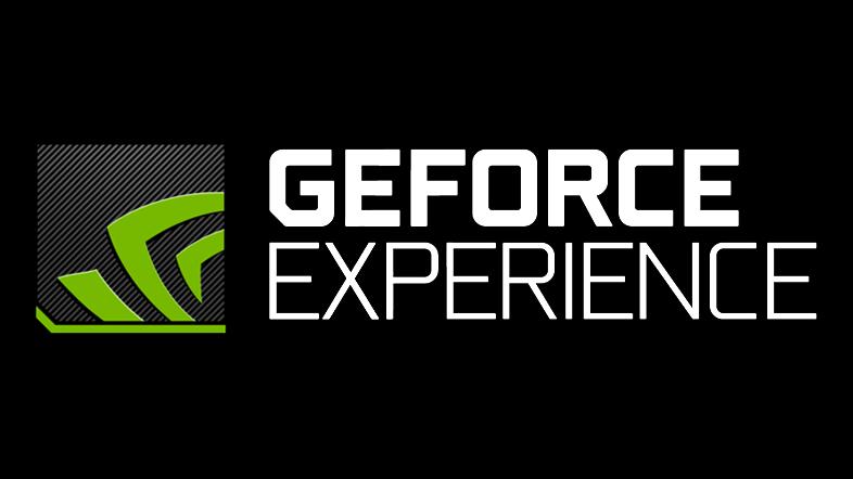 NVIDIA GeForce Experience (GFE)