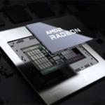 AMD Radeon GPU Chip