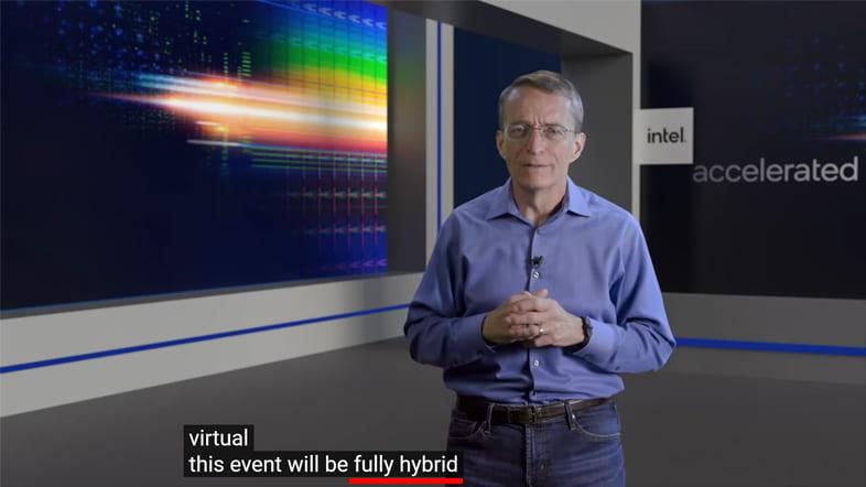 Intel Innovationは『完全にハイブリッド』(fully hybrid)で行われる