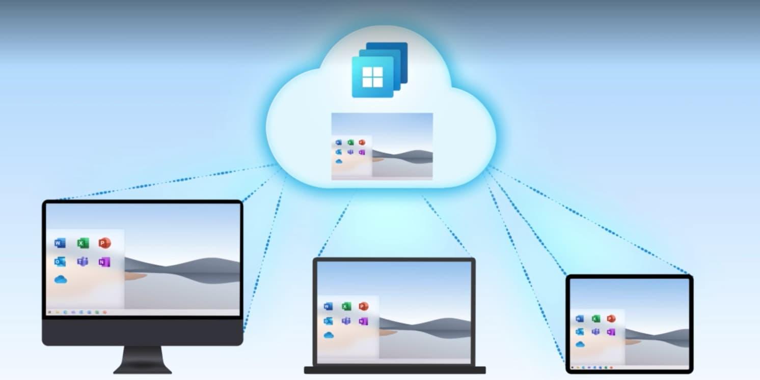 Windows 365 使用イメージ