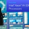 Intel Xeon W-3300 Series