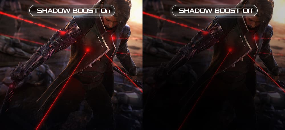 ASUS Shadow Boost technology