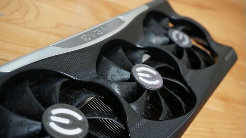 EVGA GeForce RTX Graphics Card