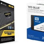 メモリ&SSD