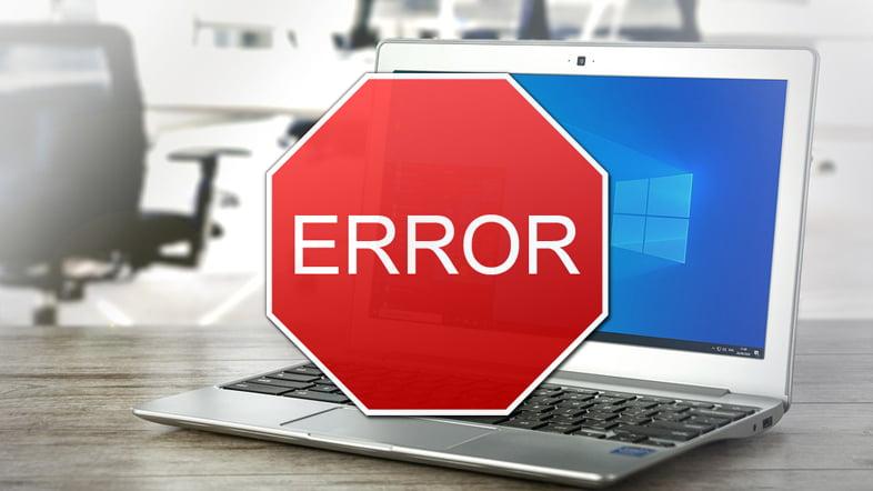 Windows - Error