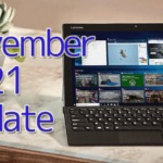 Windows10 バージョン21H2 November 2021 Update