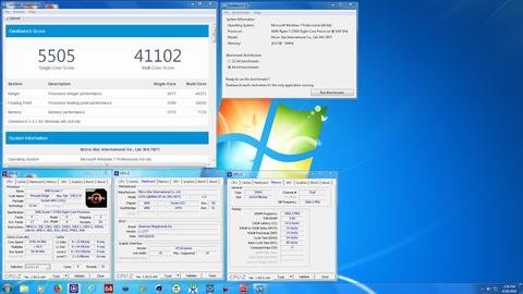 X470 / RYZEN 2000シリーズ環境でWindows7が動作